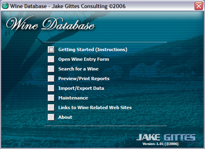 database for contacts